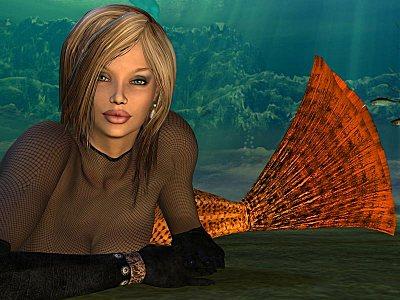 fantasy art mermaid 1