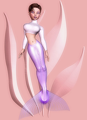 fantasy mermaid art 2