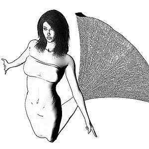 drawings of mermaids 2