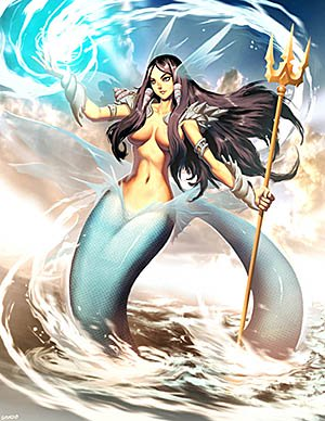 The Lady Iara